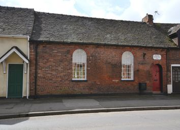 Thumbnail 2 bedroom terraced house for sale in The Armoury, Shropshire Street, Market Drayton