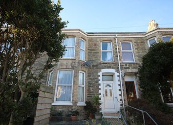 Thumbnail 1 bed flat to rent in Fernhill Road, Newquay