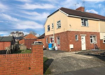 Thumbnail 3 bed semi-detached house for sale in Hardwick Crescent, Manton, Worksop