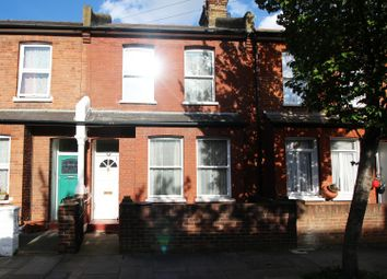 Thumbnail 3 bed terraced house for sale in Lefroy Road, London, Greater London