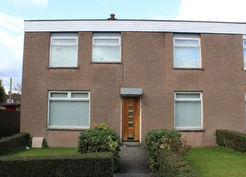 Thumbnail 3 bed terraced house to rent in Melfort Drive, Belfast