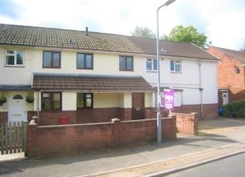 Thumbnail 2 bed terraced house for sale in Brangwyn Avenue, Llantarnam, Cwmbran
