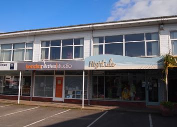 Thumbnail 2 bed flat to rent in Caen Shopping Centre, Braunton
