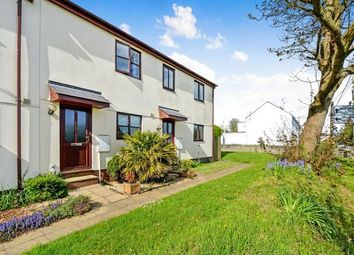 Thumbnail 2 bed terraced house for sale in Summercourt, Cornwall, England