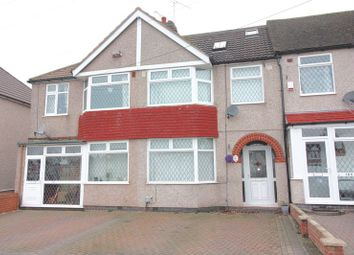 Thumbnail 4 bedroom terraced house for sale in Overslade Crescent, Coundon, Coventry