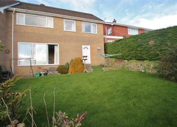 Thumbnail 4 bed semi-detached house for sale in Trem Hafren, Red Bank, Welshpool