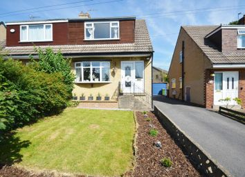 Thumbnail 3 bed semi-detached house for sale in 20 Peaseland Road, Cleckheaton