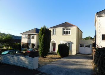 Thumbnail 3 bed detached house for sale in Upper Heathfield Road, Pontardawe, Swansea.