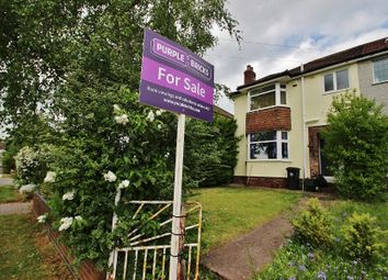 Thumbnail 3 bedroom end terrace house for sale in Welsford Road, Eastville, Bristol