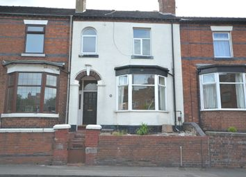 Thumbnail 3 bed town house for sale in Silverdale Road, Wolstanton, Newcastle-Under-Lyme