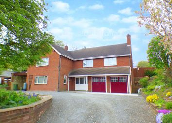 Thumbnail 4 bed detached house for sale in Wolverton, Stratford-Upon-Avon