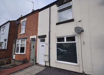 Thumbnail 2 bed terraced house to rent in Woods Lane, Stapenhill, Burton-On-Trent