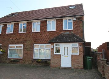 Thumbnail 6 bed semi-detached house to rent in Maygoods Close, Cowley, Middlesex