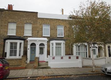 Thumbnail 4 bed terraced house to rent in Clifden Road, London