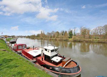 Thumbnail 2 bedroom houseboat for sale in Thames Ditton Marina, Surbiton