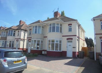 Thumbnail 3 bedroom semi-detached house to rent in Ryde Avenue, Nuneaton