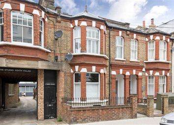 Thumbnail 2 bed flat to rent in Edith Villas, Bective Road, Putney
