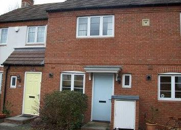 Thumbnail 2 bed town house to rent in Brook Drive, Ratby