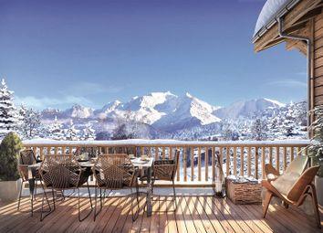 Thumbnail 3 bed property for sale in Les Fermes Du Mont Blanc, Chalets, Combloux