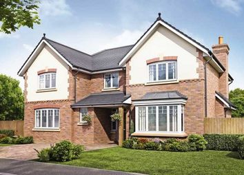 Thumbnail 5 bedroom detached house for sale in The Knightsbridge II, Roseacre Gardens, Rufford, Lancashire