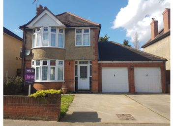 Thumbnail 3 bedroom detached house for sale in Ransome Road, Ipswich