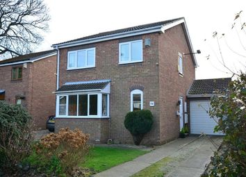 Thumbnail 4 bed detached house to rent in Wenthill Close, Ackworth, Pontefract