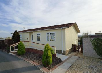 Thumbnail 2 bedroom mobile/park home for sale in Oaktree Park, Locking, Weston-Super-Mare