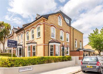Friern Road, East Dulwich, London SE22. 2 bed maisonette for sale