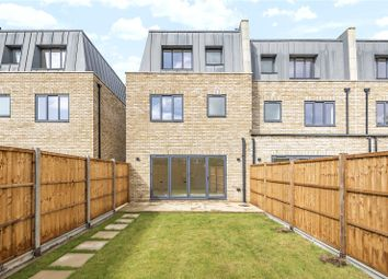 Thumbnail 4 bed terraced house for sale in Mews Close, Harrow, Middlesex