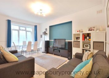 Thumbnail 2 bed flat for sale in Hillcrest Court, Shoot Up Hill, West Hampstead