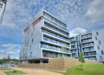 Thumbnail 2 bed flat for sale in Geoffrey Watling Way, Norwich