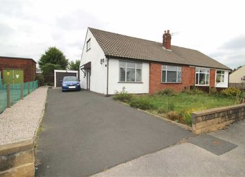 Thumbnail 2 bed semi-detached bungalow for sale in Oxford Road, Fulwood, Preston