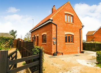 Thumbnail 4 bed detached house for sale in Main Road, Withern, Alford, Lincolnshire