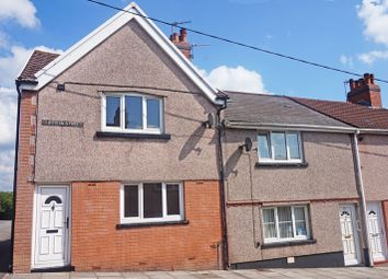 Thumbnail 2 bed end terrace house for sale in Duffryn Street, Tir-Y-Berth