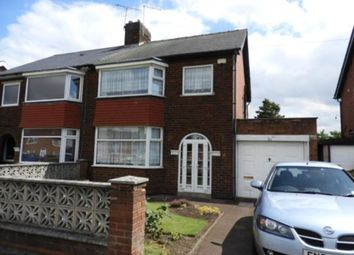 Thumbnail 3 bed semi-detached house to rent in Farleys Lane, Hucknall, Nottingham