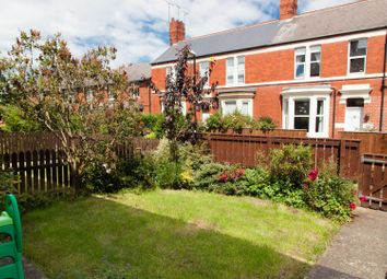 Thumbnail 3 bed terraced house for sale in Melrose Avenue, Whitley Bay