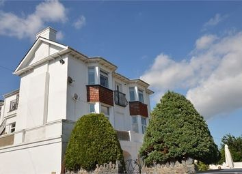 Thumbnail 3 bedroom flat for sale in Seymour Road, Knowles Hill, Newton Abbot, Devon.