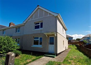 Thumbnail 3 bed end terrace house for sale in Cranberry Road, Camborne