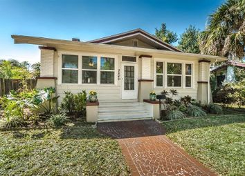 Thumbnail 3 bed bungalow for sale in 2840 Avenue North, St Petersburg, Florida, United States Of America