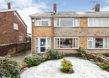 Thumbnail 3 bed semi-detached house for sale in Windsor Walk, South Anston, Sheffield, South Yorkshire