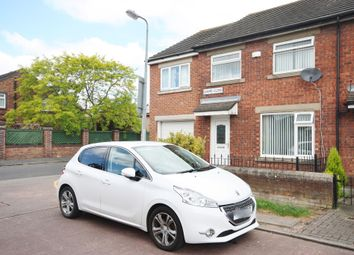 Thumbnail 4 bedroom end terrace house for sale in Leame Close, Hull