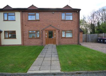 Thumbnail 1 bedroom flat to rent in First Avenue, Ketley Bank, Telford