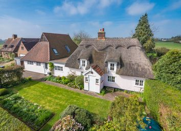 Thumbnail 4 bedroom cottage for sale in Bradfield St George, Bury St Edmunds, Suffolk