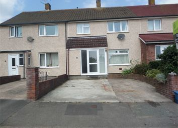Thumbnail 3 bedroom terraced house to rent in Aust Crescent, Bulwark, Chepstow, Monmouthshire