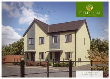 Thumbnail 3 bed semi-detached house for sale in Field Farm, Ilkeston Road, Stapleford