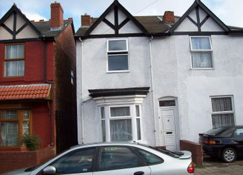 Thumbnail 3 bed terraced house for sale in Holte Road, Aston