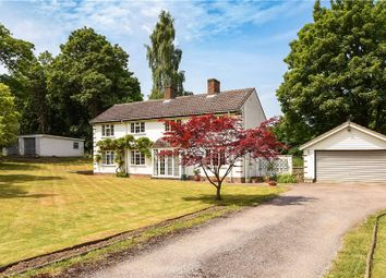 Thumbnail 4 bedroom detached house for sale in Calcot Park, Calcot, Reading