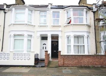 Thumbnail 5 bed terraced house to rent in Graveney Road, Tooting