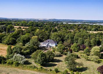Thumbnail 6 bed detached house for sale in Runcton Lane, Runcton, Chichester, West Sussex