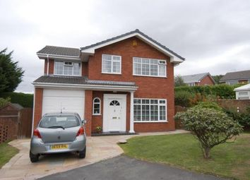 Thumbnail 4 bed detached house for sale in Bradwell Close, Wirral, Merseyside